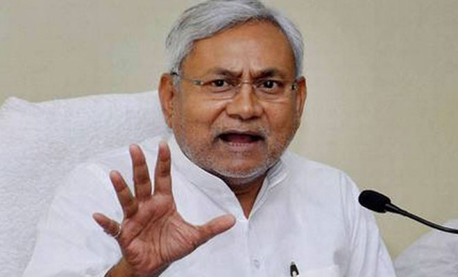 Nitish Kumar - Chief Minister of Bihar - Fifth best politician of India in 2017