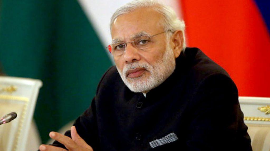 Narendra Modi - The Prime Minister - The best politician of India in 2017