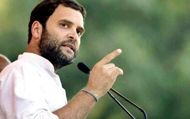 Rahul Gandhi - President of Indian National Congress - Third Best Politician of India in 2017