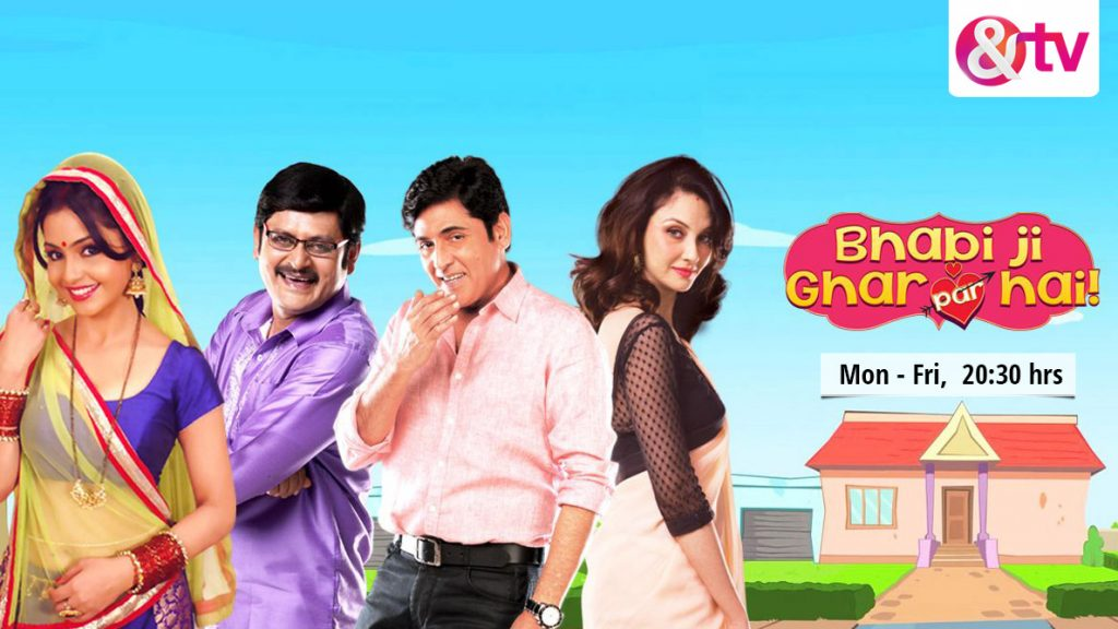 Best Comedy TV Show - Bhabhiji Ghar par hain!