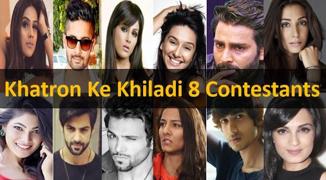 Best Celebrity Reality TV Show of 2017 - Fear Factor: Khatron Ke Khiladi