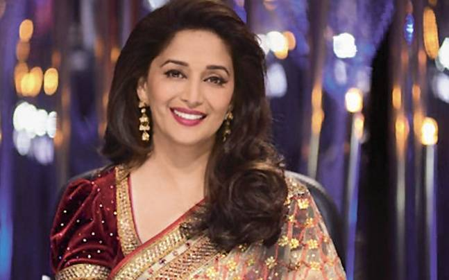 Madhuri in New Dance Reality Show