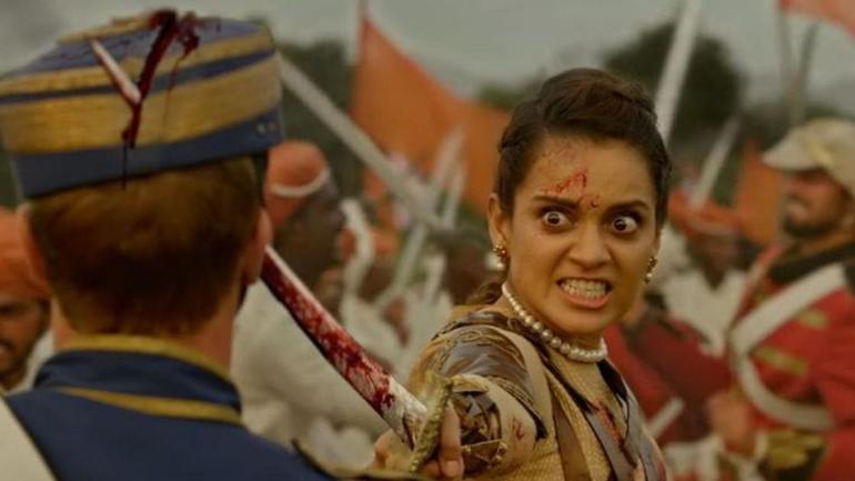 Kangana-Ranaut the iron lady of Bollywood