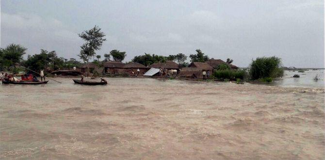 Man Made Disaster in Bihar
