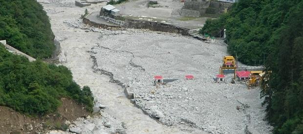 Man made disaster in Uttarakhand