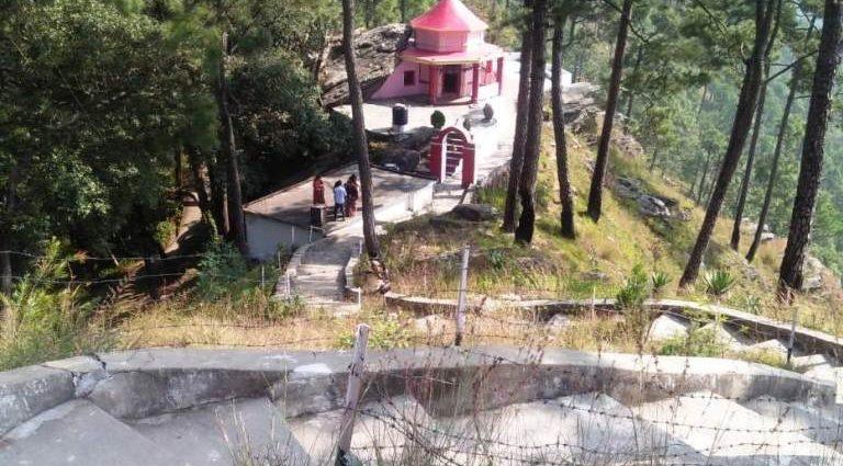 Temple Where Goddess Kaushiki had killed Shumbha and Nishumbha