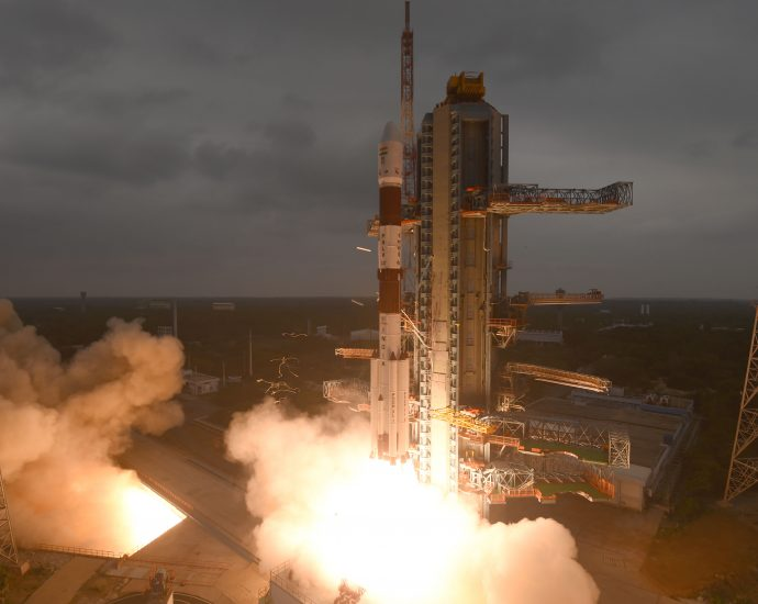 PSLV-C47 Launch by ISRO