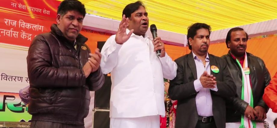GD Vashist as Chief Guest in some Event in gurgaon