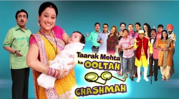 #5 is Tarak Mehta ka oolta chasma in Comedy TV Series