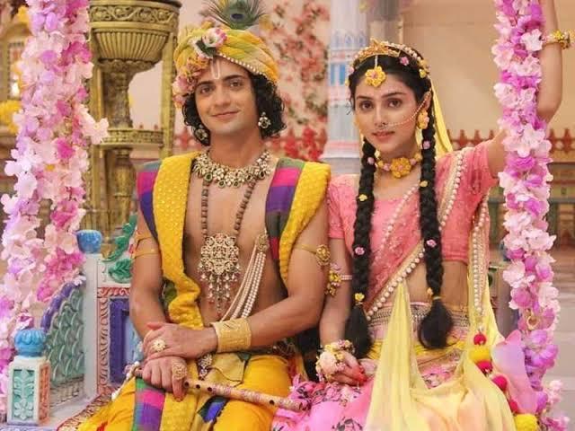 Radha Krishna as the Best Mythological / Historical TV Series of 2019