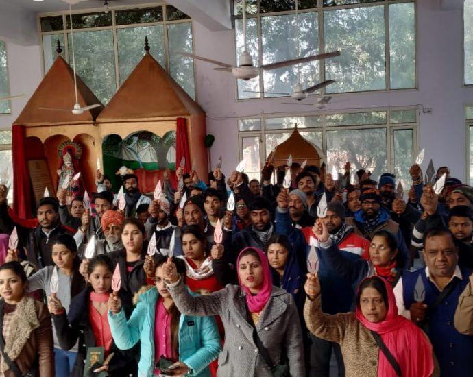 VHP Trishul Deeksha Program