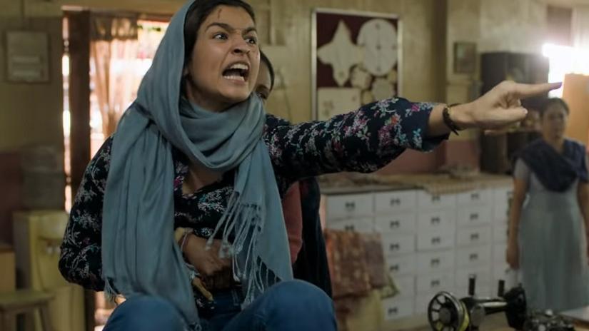 Alia Bhat as Safeena in Gully Boy