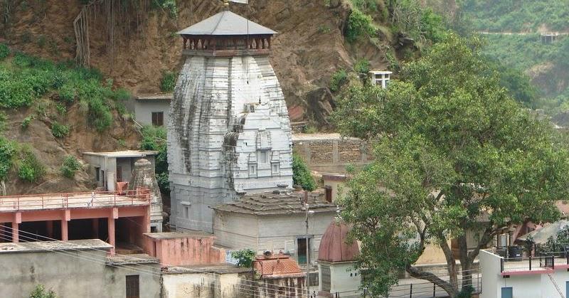 Raghunath Ji Temple, Devprayag