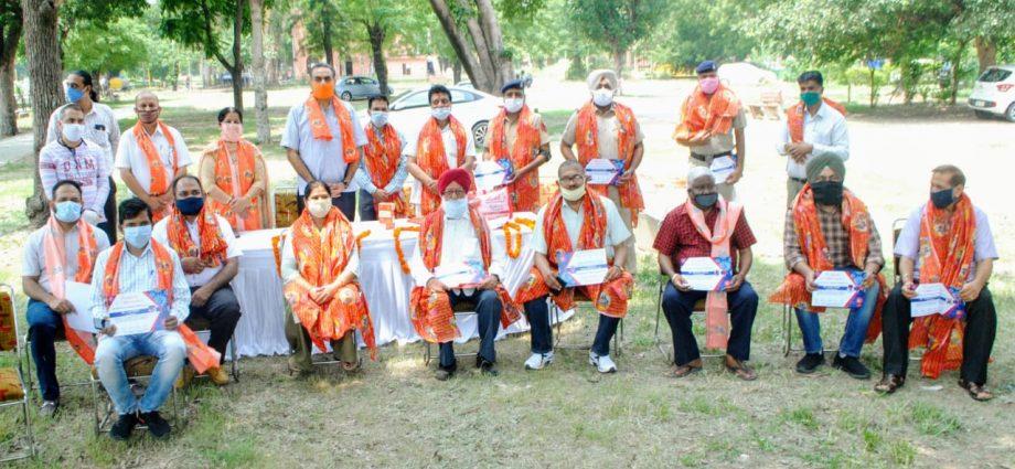 Vishal Bhagwati Jagran Committee