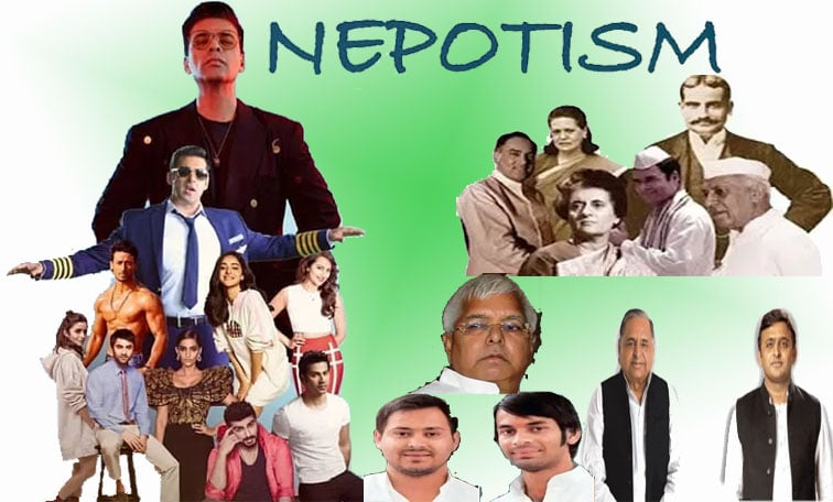 Nepotism in India