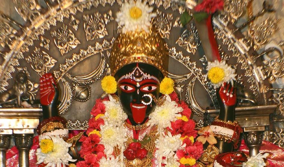Dakshineshwar Maa Kali in Kolkata