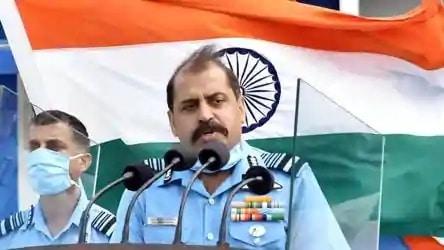 Air force chief RKS Bhadauria