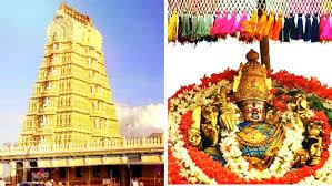 Chamundeshwari temple in Mysore