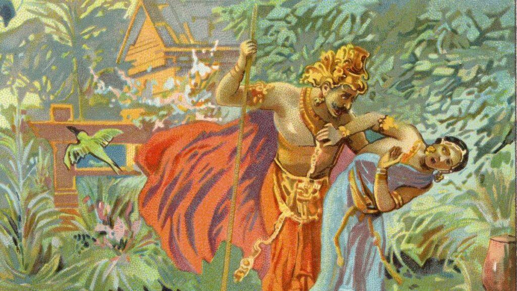 Ravana will always be a Villain