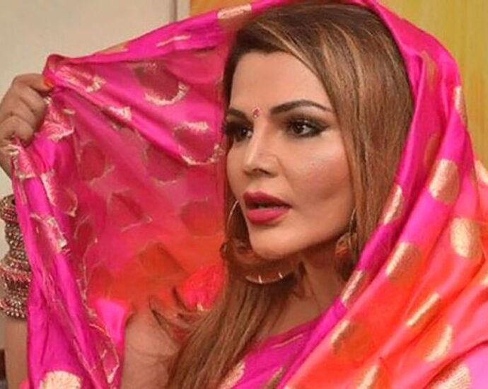 Rakhi Sawant is back