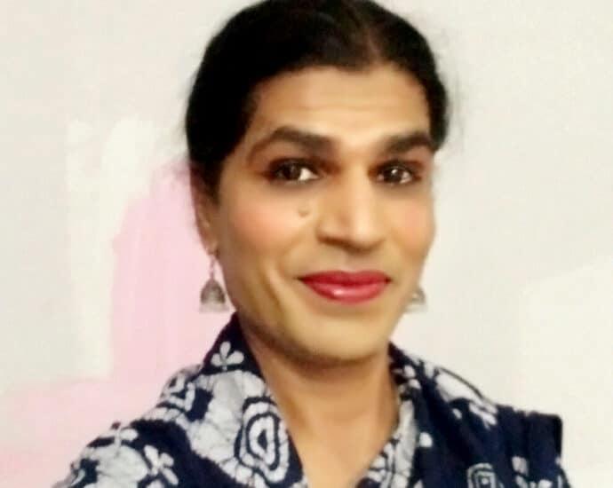 Meet the Transgender savior Mx Dhananjay
