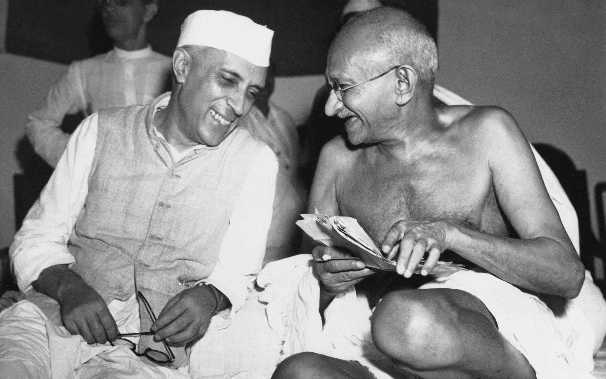 Real side of Jawaharlal Nehru biography