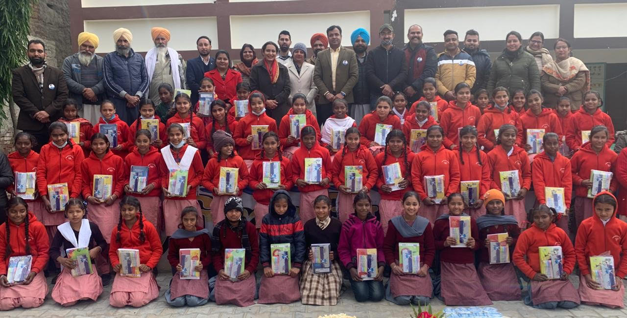 "Mayank Foundation celebrated Lohri with Theme ""Beti Padhao Beti Bachao"""
