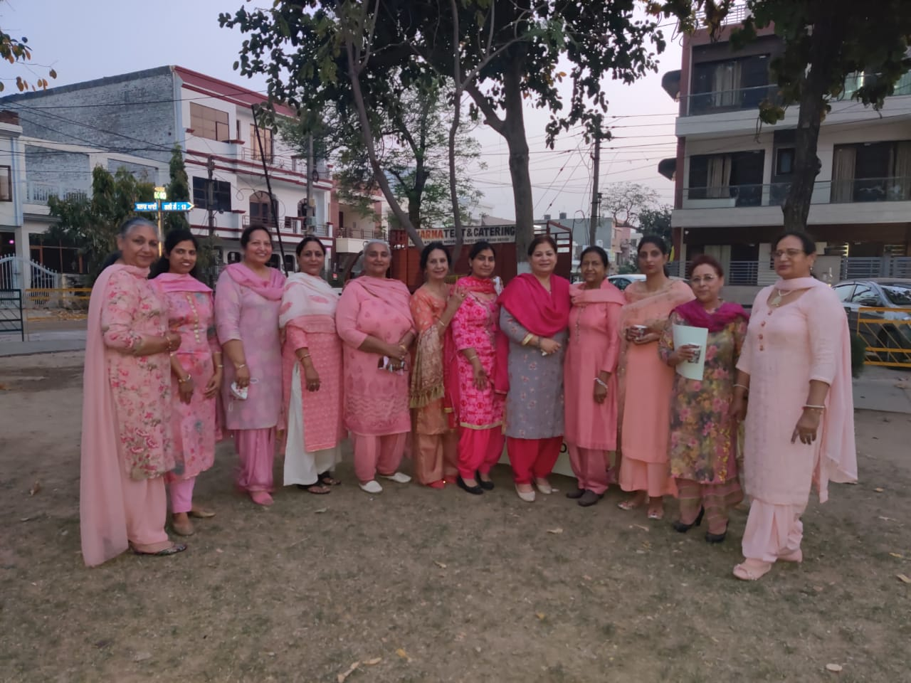Women Welfare Association Inaugurated in Sector 60 Mohali