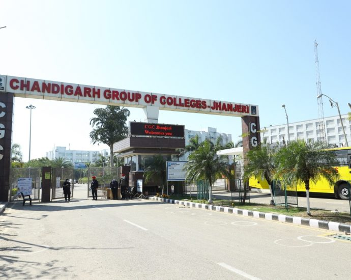 CGC Jhanjeri Review